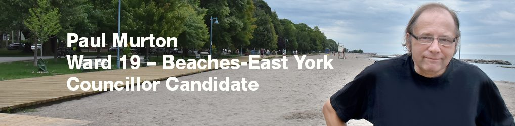 Ward 19 – Beaches-East York